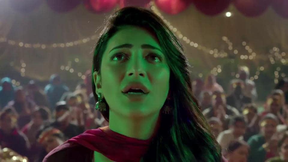 Shruti Haasan's Behen Hogi Teri will hit the screens on June 9, 2017.