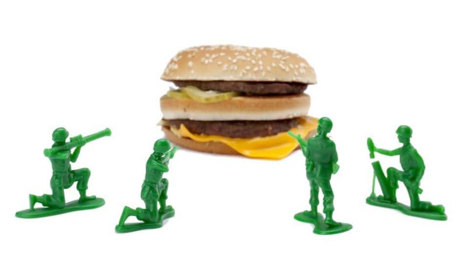 Though the first three days of the military diet put you through a strict and controlled diet, the other four days are definitely not cheat days.