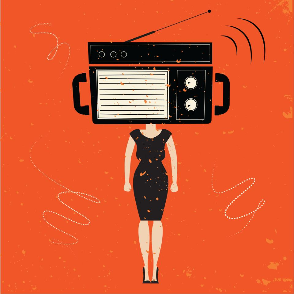 RJ Ginnie Mahajan talks about some of her  most memorable  phone-ins on the radio.