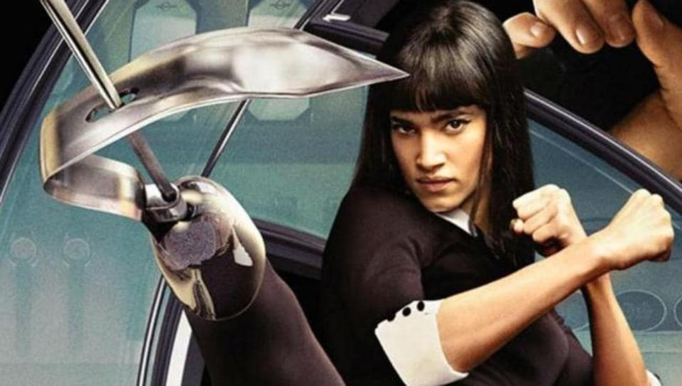 Sofia Boutella will soon be seen in The Mummy.
