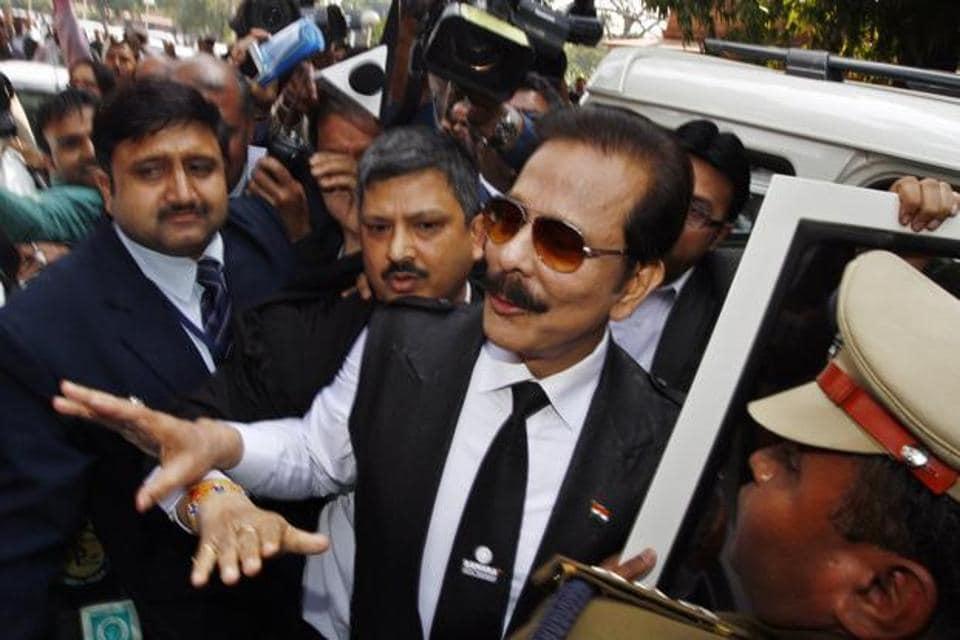 Mumbai city news,Sahara chief Subrata Roy,SEBI hearings