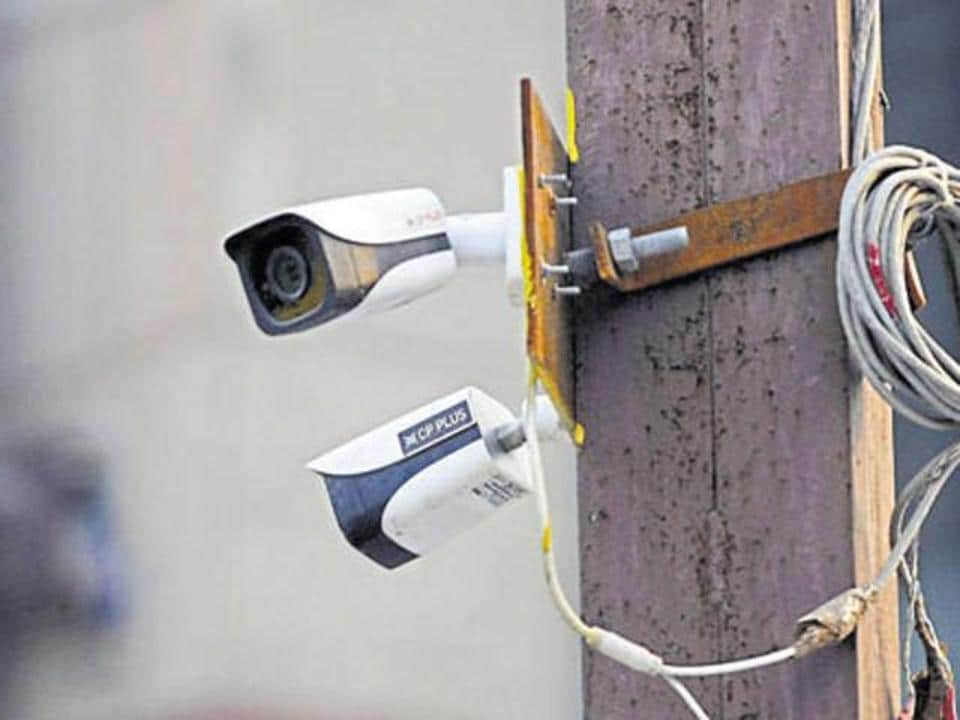 The school plans to install CCTV cameras now as the construction work has been completed.