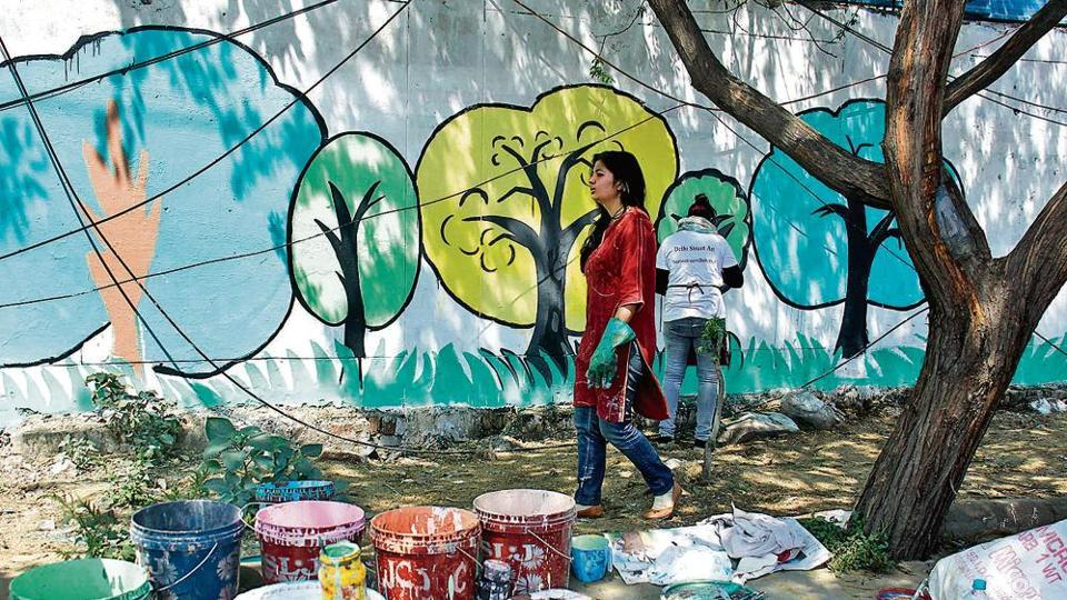 More than corporates and art lovers from overseas, it is Gurgaon's upper middle class that has kept art and artists alive in the city.