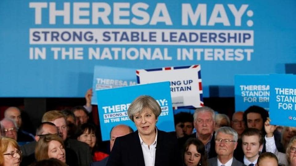 Britain Prime Minister Prime Minister Theresa.