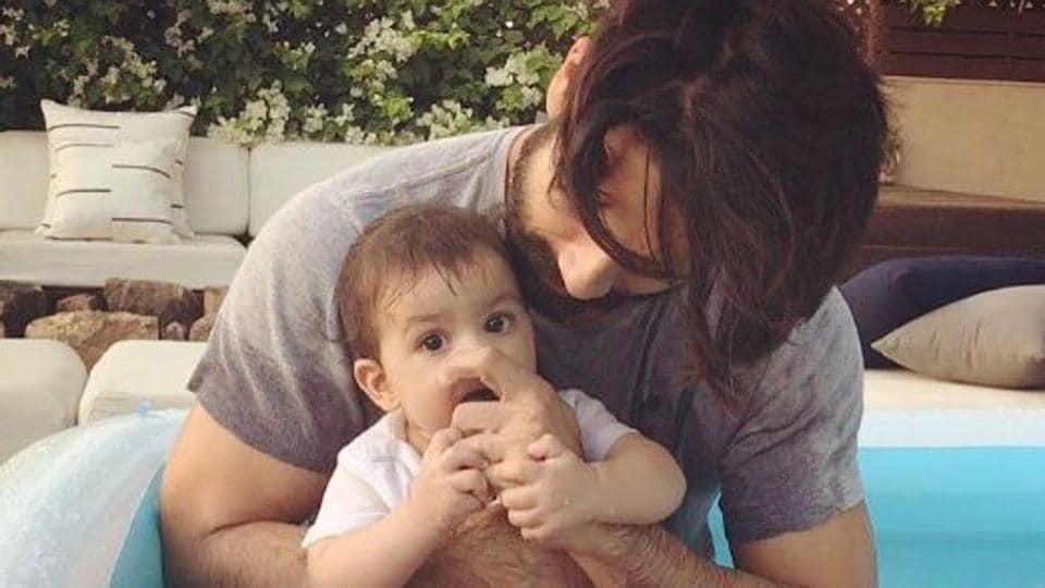 Actor Shahid Kapoor and Mira Rajput became parents to Misha in August last year.