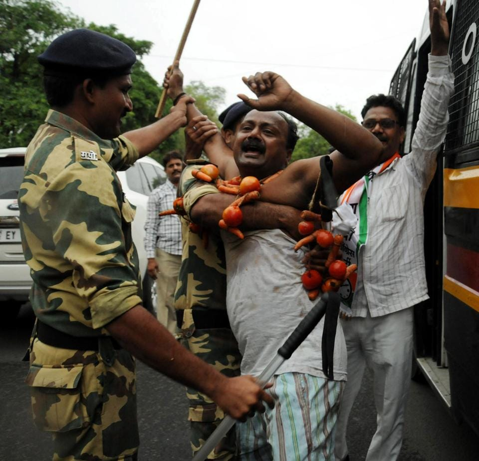 Maharashtra,Farmers protest,Farmers strike