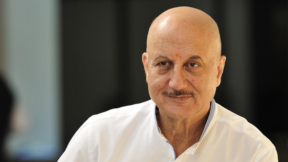 Anupam Kher plays ex-PM Manmohan Singh in The Accidental Prime Minister.