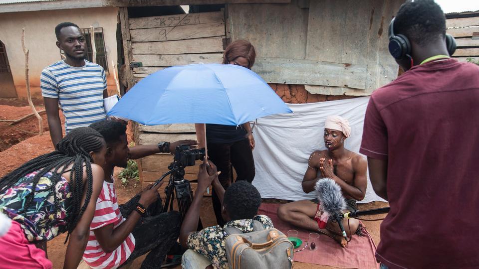 Hollywood,Kumawood,Ghana