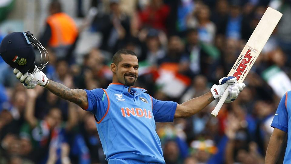 shikhar dhawan - photo #1