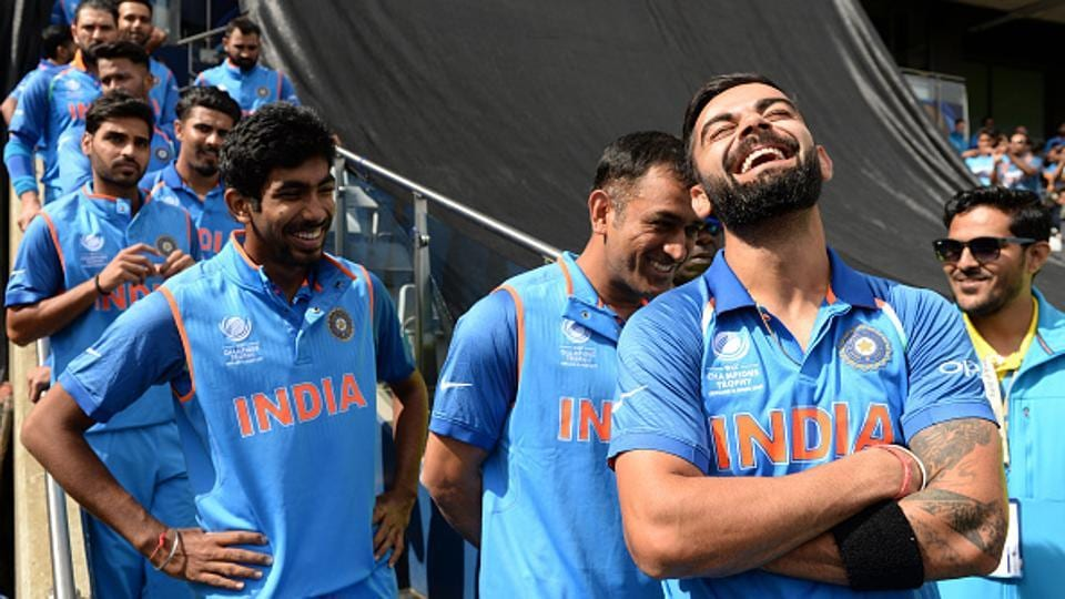 After a terrific start to the ICCChampions Trophy title defence, Indian cricket team, led by Virat Kohli, start favourites  against Sri Lanka cricket team at the Oval on Thursday.