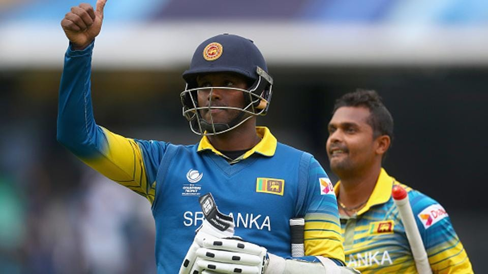 Angelo Mathews-led Sri Lanka defeated India by 7 wickets to keep their chances of qualifying for the ICC Champions Trophy semi-finals alive.