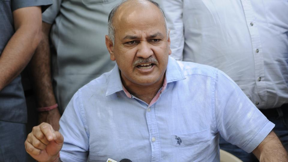 The Aam Aadmi Party on Wednesday defended deputy chief minister Manish Sisodia's direction for 'action' against Directorate of Information and Publicity director Jayadev Sarangi.
