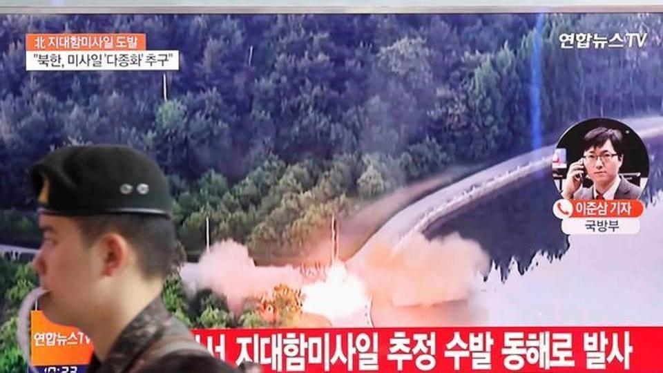 North Korea,Missiles,South Korea