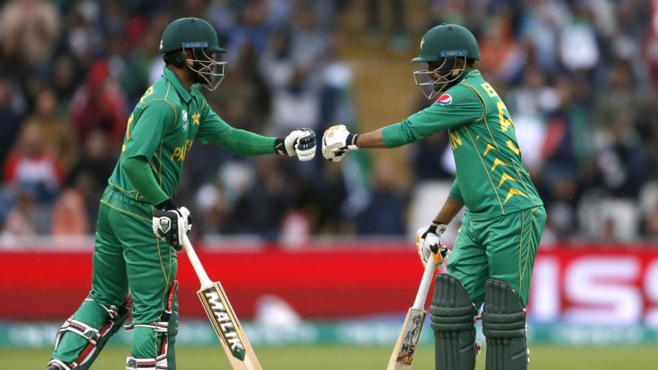 Pakistan beat South Africa on Wednesday in a rain marredICC Champions Trophy Group B match at Edgbaston.