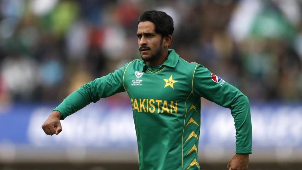 Hasan Ali, the third seamer in the Pakistan side, claimed three wickets to leave SA tottering at 118/6.  (REUTERS)