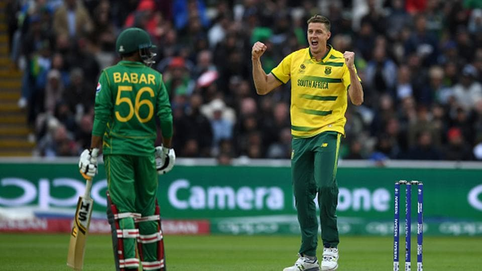However, Morne Morkel's double strike put the Proteas back on top before Mohammad Hafeez and Babar Azam steadied the ship with a solid stand. (Getty Images)