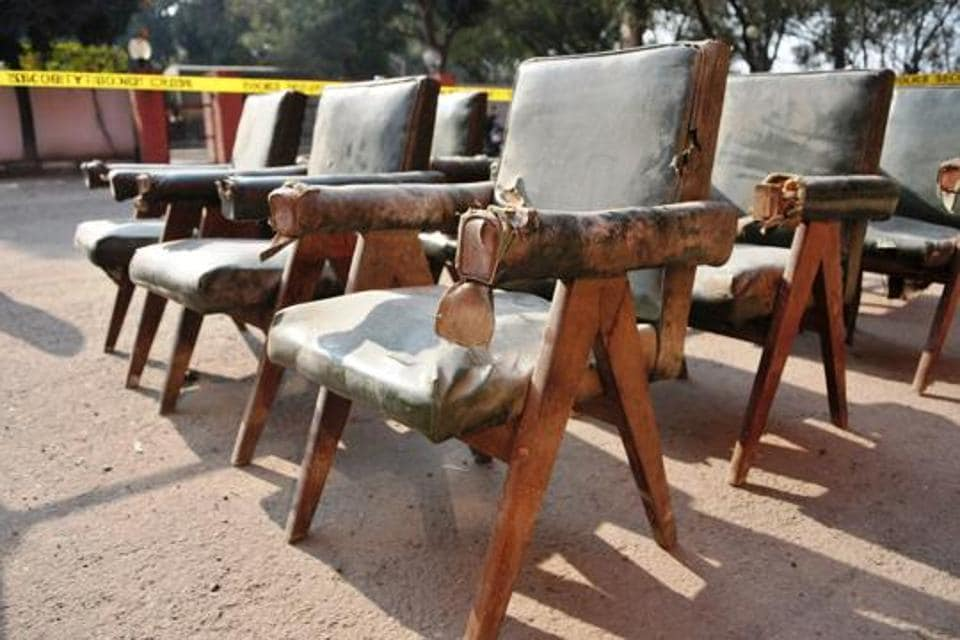 Chandigarh heritage furniture auctioned in united state
