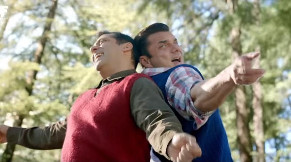 Salman and Sohail Khan play onscreen brothers in Kabir Khan's upcoming flick Tubelight.