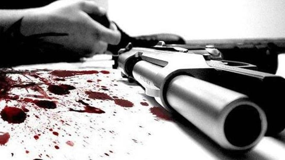 constable suicide,constable shoots himself,Shahbad Dairy police station