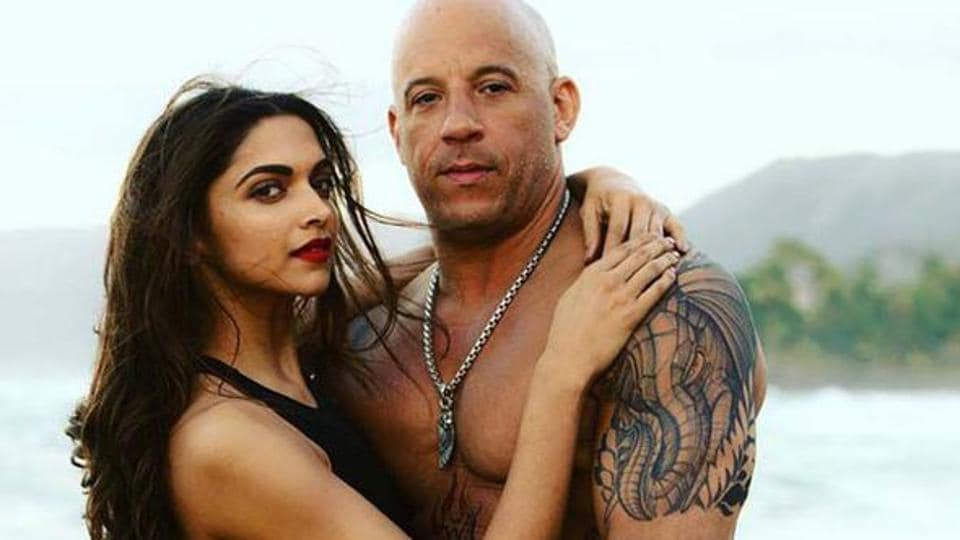 Deepika Padukone made her Hollywood debut with xXx: Return of Xander Cage.
