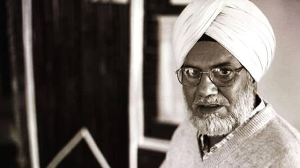 Noted Punjabi playwright Ajmer Singh Aulakh