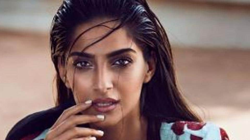 Actor Sonam Kapoor turned a year older today.