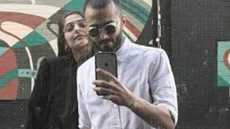 Actor Sonam Kapoor and Anand Ahuja have been dating for more than a year now.
