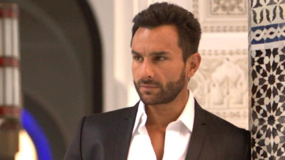 Saif Ali Khan is currently shooting for the film Bazaar.