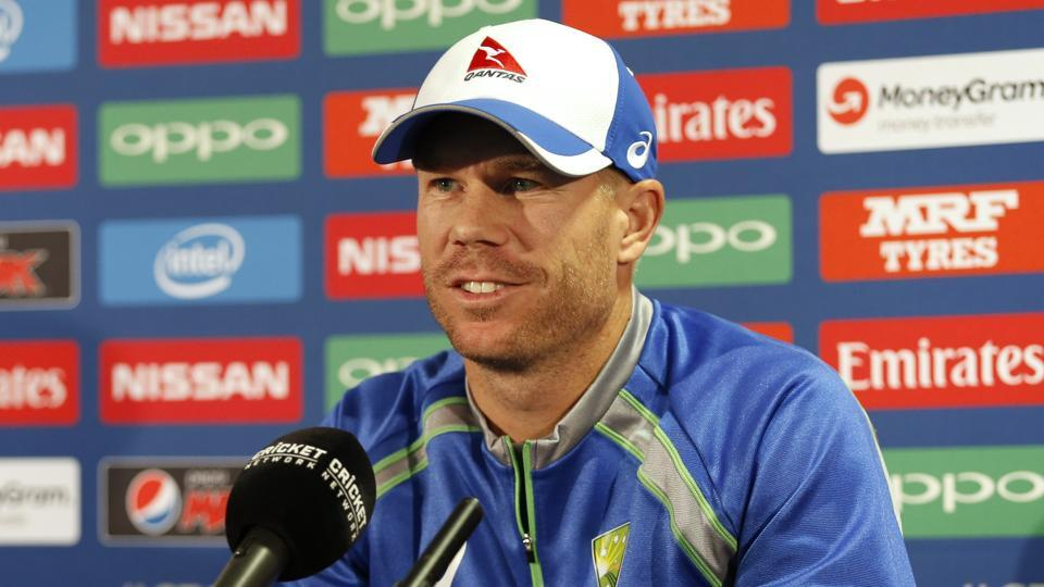 David Warner was involved in an altercation with Joe Root during the ICC Champions Trophy in 2013.