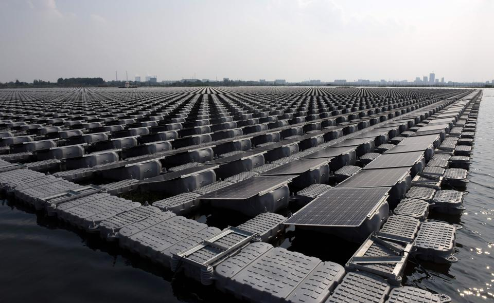 China to Build World's Largest Solar Power Plant