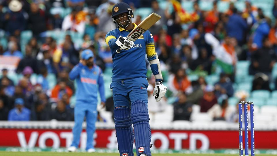 Sri Lanka captain Angelo Mathews led his team to victory against India in the ICC Champions Trophy Group B match played at The Oval on Thursday.