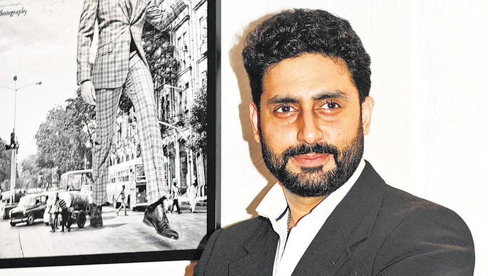 Actor Abhishek Bachchan is quite active on instagram and Twitter and keeps posting interesting details from his and the lives of his famous parents.