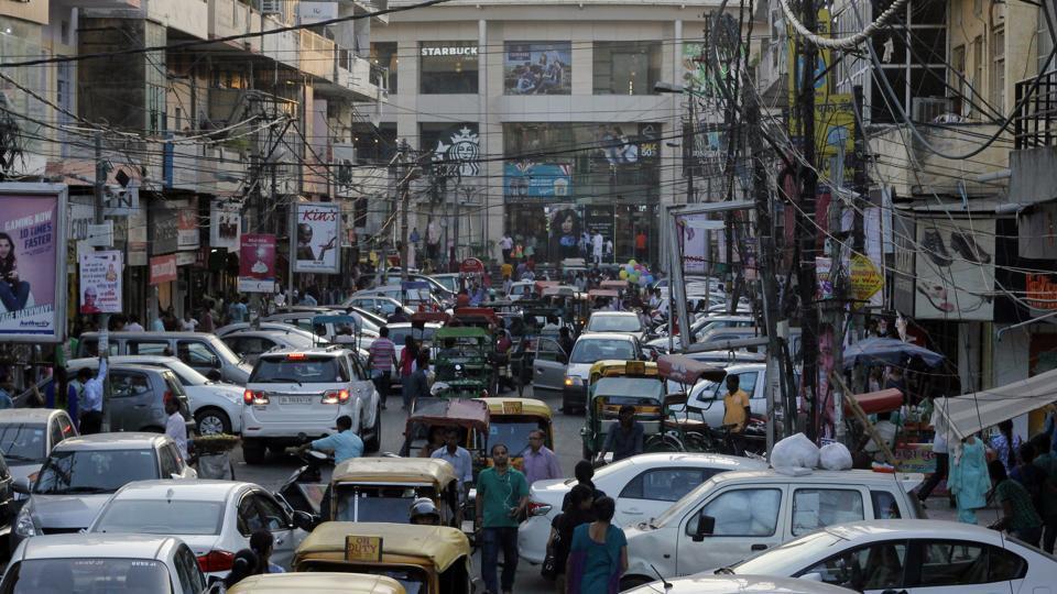 North Delhi,Municipal corporation,Parking lot