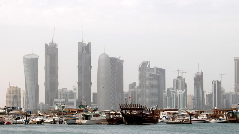 Qatari banks had 451 billion riyals ($124 billion) of foreign liabilities in March, most in the form of loans and deposits from foreign banks. Less than half that is from banks in other Gulf states.