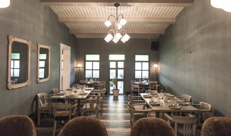Slink & Bardot, has a bar, a lounge and two dining rooms serving small plates of classic and modern French food, along with other European favourites.