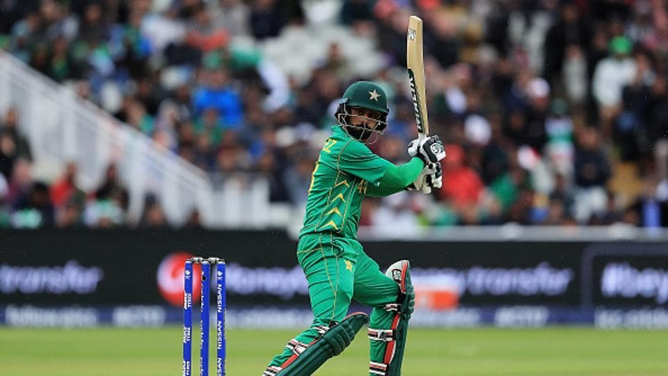 Pakistan's Mohammad Hafeez has scored just 59 runs in two ICC Champions Trophy games, at a strike-rate of 61.45.