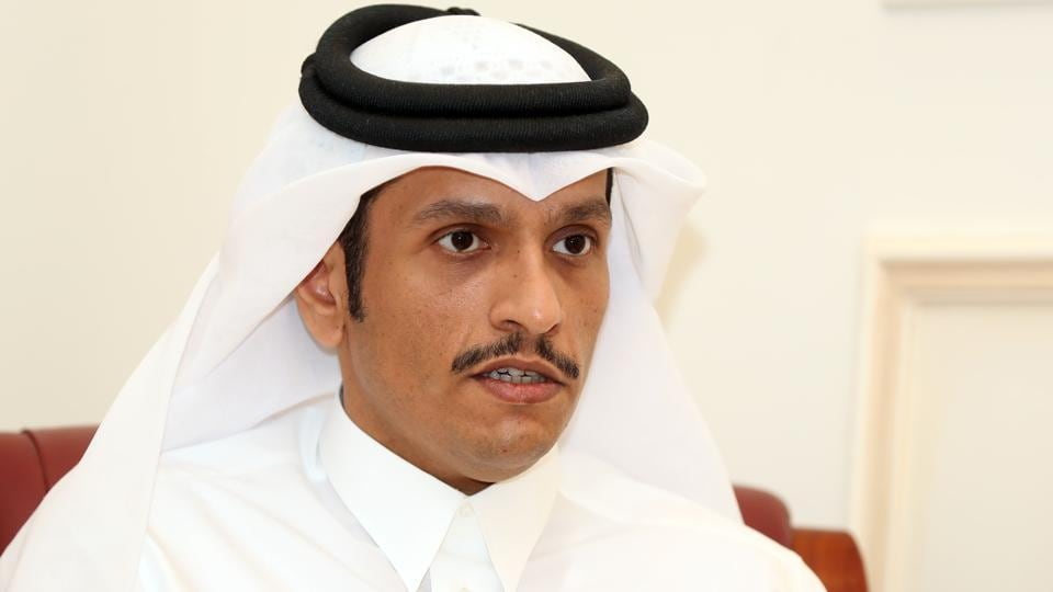 Qatar's foreign minister rejected attempts to interfere in the country's foreign policy and said a