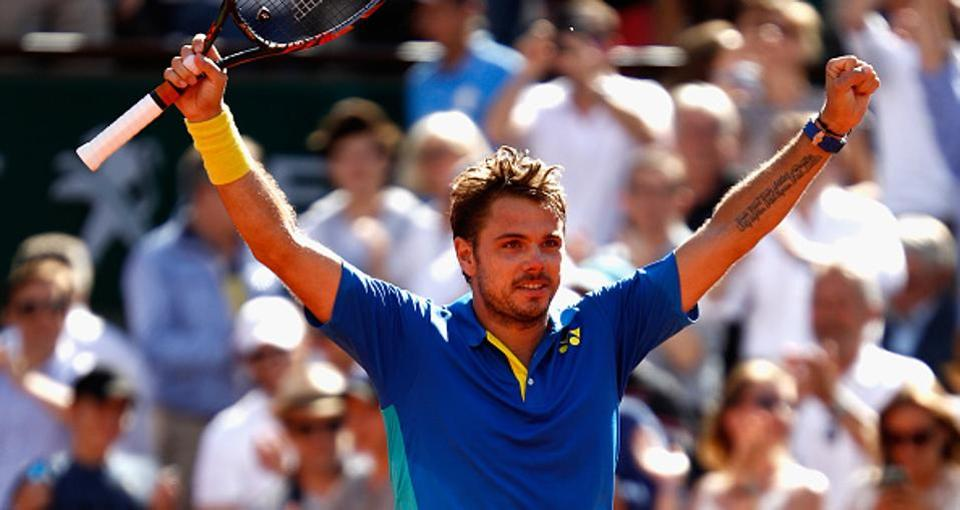 US Open champion Wawrinka will target a fourth Slam title on Sunday. (Getty Images)