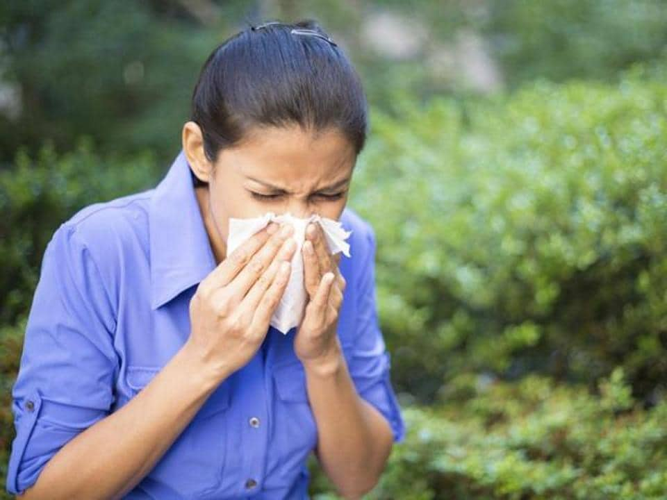 "Dr Tushar Gosavi, a physician in Andheri (East), said, ""I have been seeing at least three to four patients with viral infection every day. Most of them come in with complaints of runny nose, body ache and fever."""