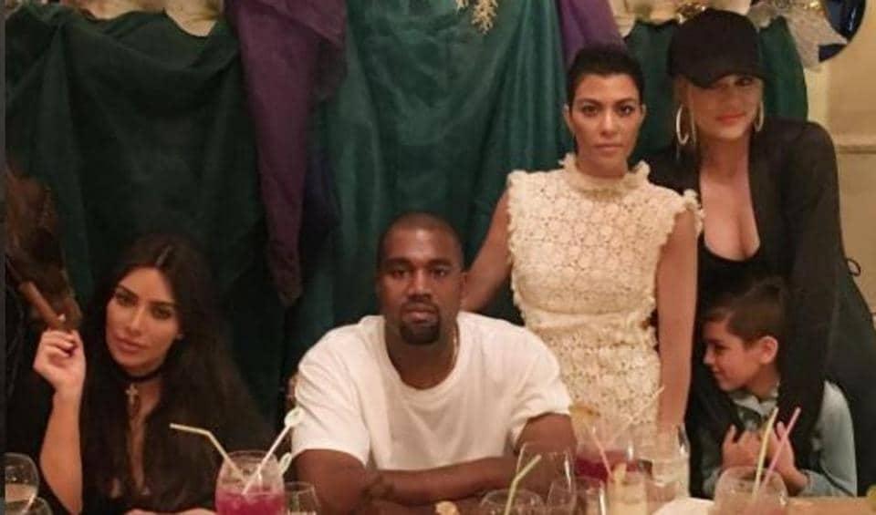 Kanye West turned 40 on June 8.