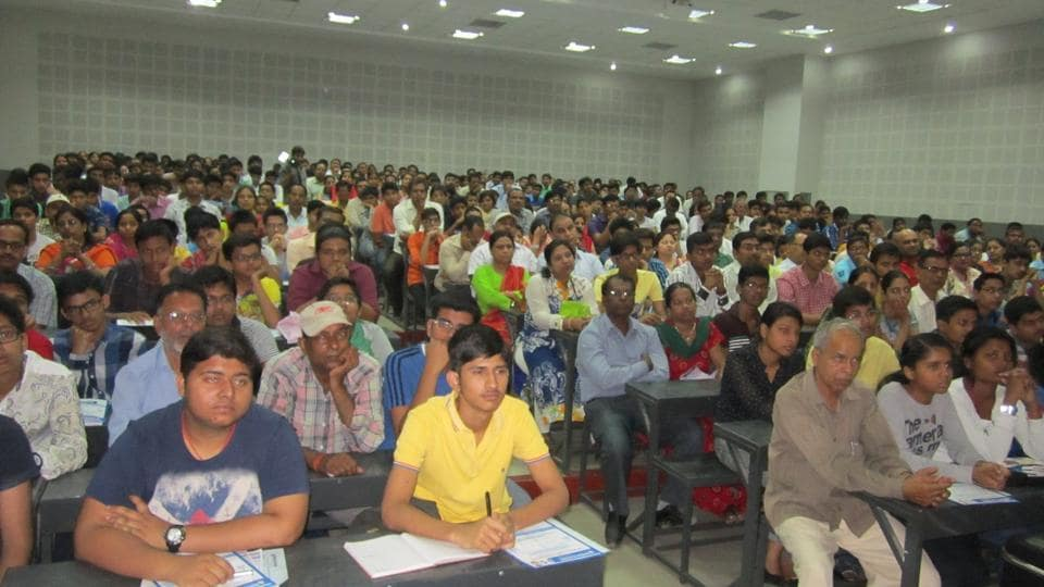 Students enrolled and those planning to enrol in various coaching institutes here have appealed to Prime Minister Narendra Modi to exempt GST on the coaching fees.