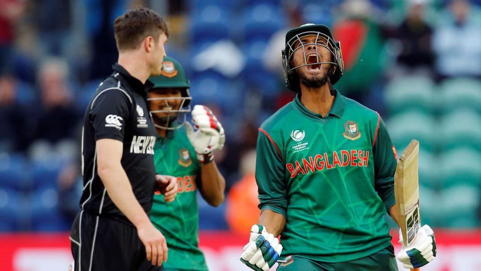 Bangladesh will be hoping that England beat Australia in the last league game in order to seal a spot in the semi-finals of the ICCChampions Trophy 2017