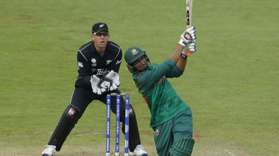 It was far from over though. Mahmudullah combined with Shakib Al Hasan to put Bangladesh back on track. (REUTERS)