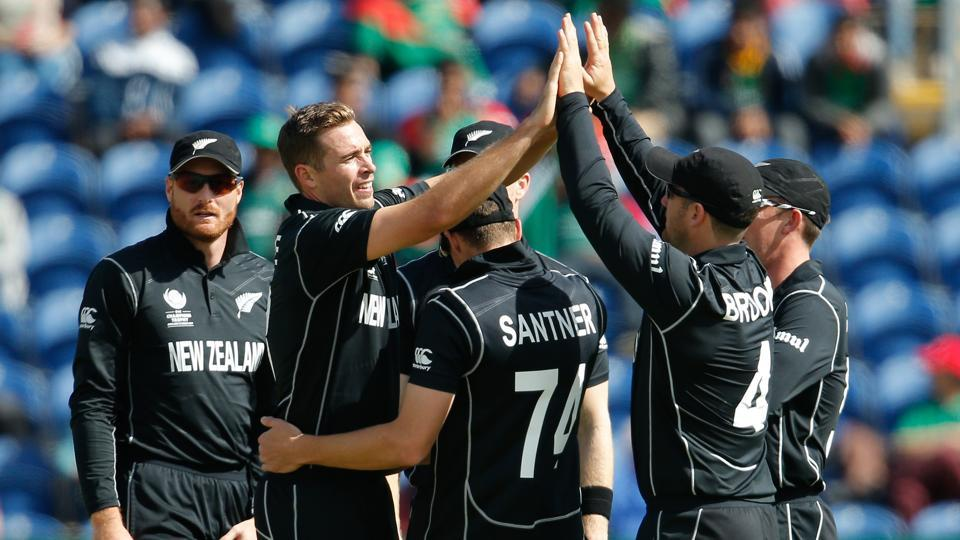 However, Tim Southee bagged three early wickets as Bangladesh got off to a disastrous start. (REUTERS)