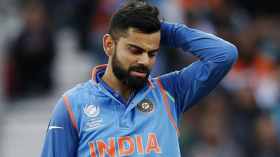 Virat Kohli-led India need to beat South Africa to enter ICCChampions Trophy 2017 semi-finals.