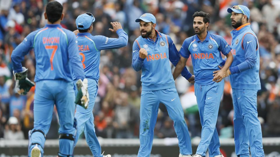 Indiatake on South Africa in their last ICC Champions Trophy Group B match at The Oval in London on Sunday.