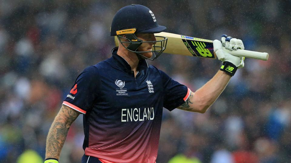Ben Stokes score a century for England against Australia in an ICC Champions Trophy 2017 Group A encounter. Catch full cricket score of England vs Australia here.