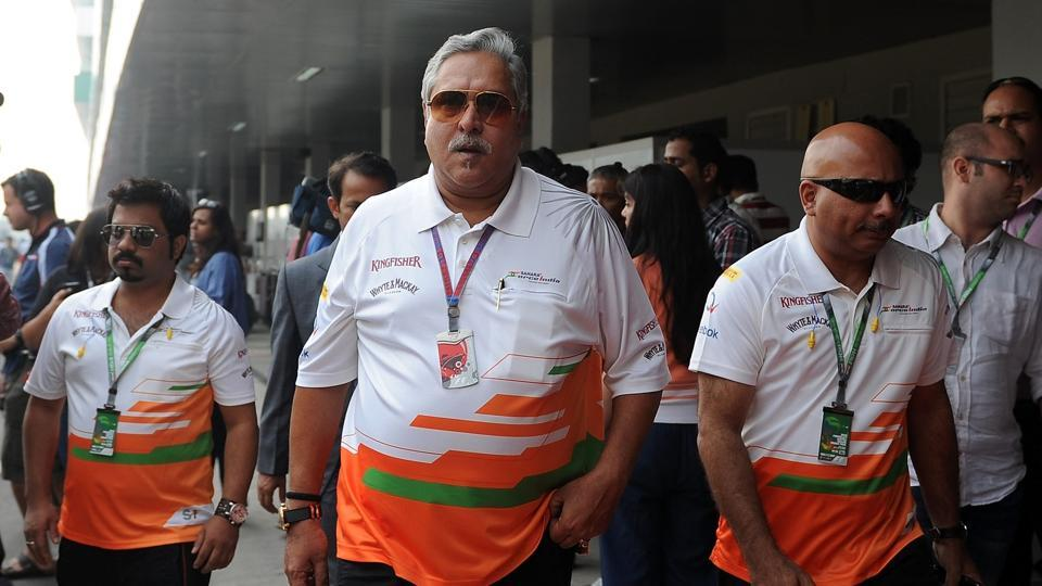 Vijay Mallya dismisses speculation of possible Force India sale