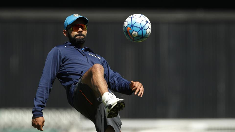 Virat Kohli-led India need to defeat South Africa on Sunday to progress to the ICC Champions Trophy 2017 semi-final. (REUTERS)