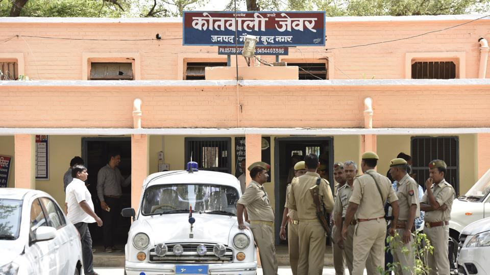Over 50 suspects were detained and the family had to make multiple trips to the police station.